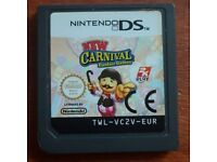 New Carnival Funfair Games DS Game