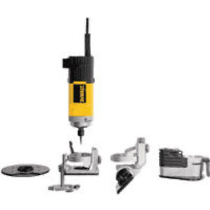 Dewalt DW673K 7/8 HP Trim Router Kit - laminate.