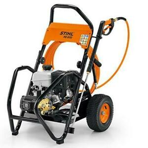 New Stihl RB600 Gas Powered Pressure Washer