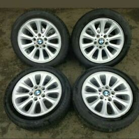 Bmw 1 3 series alloys wheelS 16