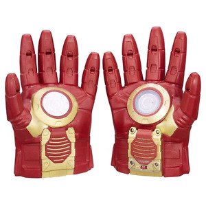 Brand New Marvel Captain America Civil War Iron Arc FX Gloves