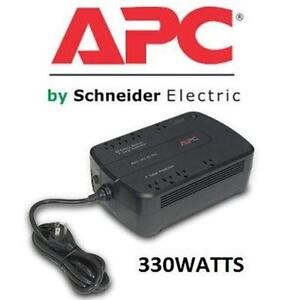 NEW APC BATTERY BACKUP 550VA - 8 OUTLETS  Surge Protection UPS/Backup Tablets Computer Accessories Home Office