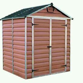 garden sheds 6 x 5