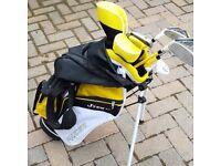 Fazer jtek 3.0 junior golf club set