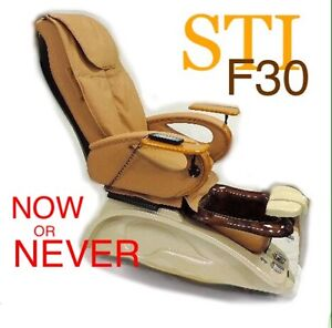 Salon furniture, pedicure chairs, barber styling chairs