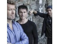 2 Tickets to see A-ha 9th June at Yeovil FC