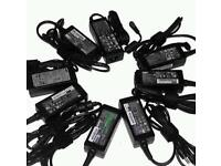 Laptop charger, Toshiba, HP, Dell, Sony, Samsung, fujitsu, Panasonic, Asus, Acer, Macbook