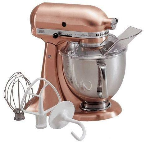 Kitchenaid Mixer Copper Ebay