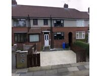 3 bed house - Halifax Road