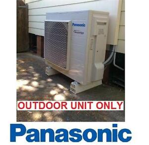 NEW*PANASONIC SPLIT AIR CONDITIONER - 113966961 - 3/4 TON DUCTLESS INVERTER HEAT PUMP OUTDOOR UNIT ONLY CONDITIONERS ...