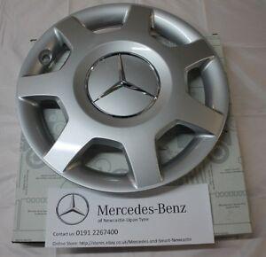 Genuine mercedes benz w169 a class centre hub cap wheel for Mercedes benz hub caps