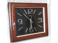 large square wall clock 40x 50cm ,Office hallway, community center