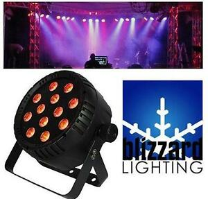 NEW BLIZZARD LED RGB STAGE LIGHTING - 113547695