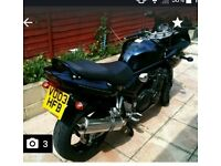 Suzuki bandit 1200s sk3 only 15k