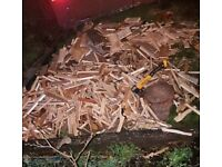 Wanted! bulk loads of kindling trade prices ONLY