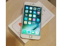 Iphone 6s plus 64gb rose gold unlocked