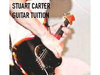 Stuart Carter Guitar Tuition - Professional guitar lessons in Dorset