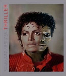 "NEW MICHAEL JACKSON: THE MAKING OF ""THRILLER"""