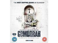 Gomorrah Season 1 & 2 bluray box set