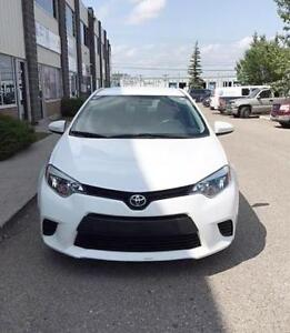 2014 Toyota Corolla LE **90 DAYS WARRANTY**BACKUP CAMERA**