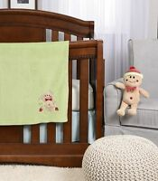 NEW: Baby's First by Nemcor Ultra Soft Baby Blanket