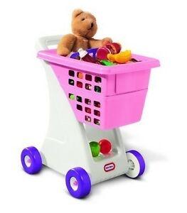 Little Tikes Grocery Cart Pink