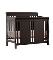 4 in 1 Fixed Side Convertible Crib - Cherry