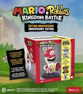 Mario + Rabbids Anniversary Edition for Nintendo Switch