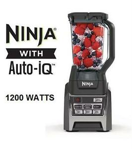 NEW NINJA 1200 WATTS AUTO-IQ BLENDER