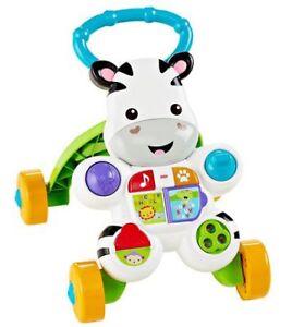 Zebra Walker toy & Alphabet Play mat puzzle