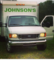 2004 Ford 450 1 1/2 ton Cube