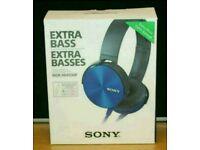 SONY EXTRA BASS MDR-XB450AP