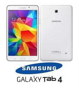 "NEW OB SAMSUNG TAB 4 7"" 8GB TABLET WHITE - GALAXY TAB 4 - WIFI - ELECTRONICS -  82646992"