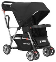 ISO Sit and Stand Type Stroller