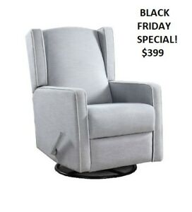 HOLIDAY CLEARANCE SALE ON ALL GLIDER CHAIRS!