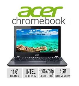 NEW ACER 11.6 CHROMEBOOK LAPTOP PC COMPUTER NOTEBOOK 75695966