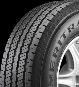 GENERAL AMERITRAC 245 70 17 ***BRAND NEW TIRE WITH MAG