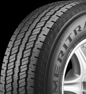 GENERAL AMERITRAC 245 70 17 - BRAND NEW TIRE WITH MAG