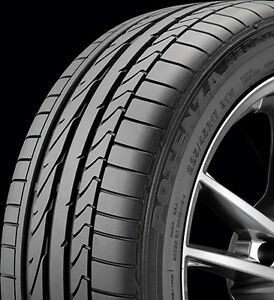 255/35/R18 BRIDGESTONE SUMMMER POTENZA TIRE RE050A RFT 255 35 18