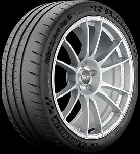 Michelin Sport Cup 2 for Porsche 911 GT3RS 2016 - Brand New