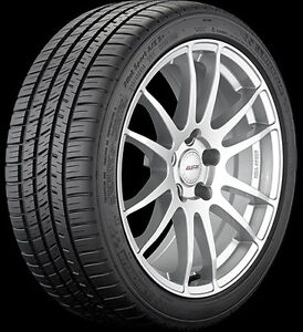 Michelins - Staggered sizes - like new