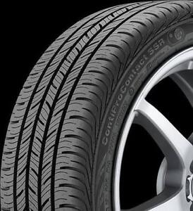 NEW!!! ~ SET of 4 RUNFLAT ~~~ 225/45R17 Continental ProContact SSR ~ ALL-SEASON ~ BMW 3 / Mercedes Original ~ CLEARANCE
