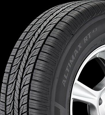 General AltiMAX RT43 (T-Speed Rated) 225/70-14 Tire (Set ...