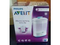 Avent Electrical Steam Steriliser