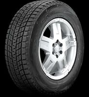 Blizzak P245/70R17 Winter Tires & Rims. ONLY USED FOR 5 MONTHS