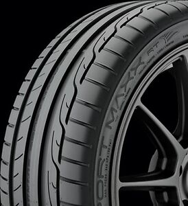 235/45 R17 94W Dunlop SP Sport Maxx RT Tires (a set of 4) Kitchener / Waterloo Kitchener Area image 1
