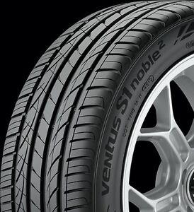 Hankook Ventus S1 Noble 2 (225/40/18) Golf GTI OEM Tires