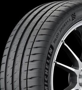 Get The Best Summer Tire Available! Michelin Pilot Sport 4S