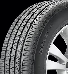 Continental Cross Contact LX Sport 265-45R20