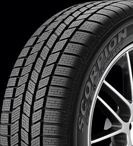 275/40R20 PIRELLI SCOPRION ICE & SNOW RUNFLATS PAIR ONLY!